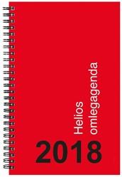 2018 Helios omlegagenda KALENDER/AGENDA 2018