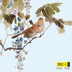 Amnesty International maandkalender 2019