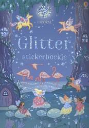 Glitter -stickerboekje