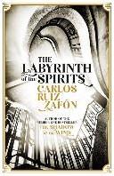 Labyrinth of the Spirits -The Cemetery of Forgotten Book s 4 Ruiz Zafon, Carlos