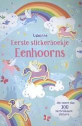 Eenhoorns -Eerste stickerboekje