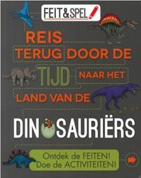 Feit&Spel Dinosauriers - feiten en a -PARRAGON