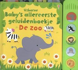 Baby's allereerste geluidenboekje D