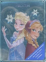 Frozen blik en activiteitenboek -disney