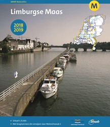 ANWB Wateratlas Limburgse Maas ANWB