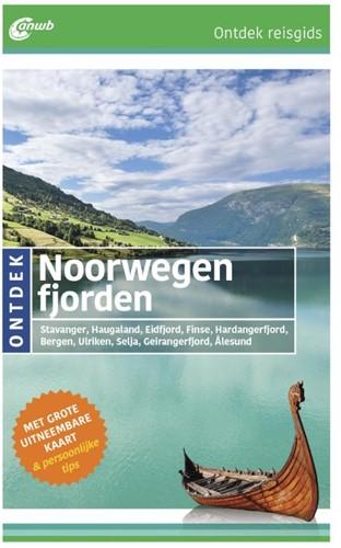 Noorwegen fjorden -ONTDEK NOORWEGEN, FJORDEN Banck, Marie Helen