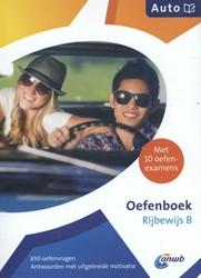 ANWB Rijbewijs B Oefenboek - Auto -oefenboek rijbewijs b - auto Uitgeverij Smit