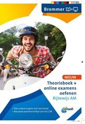 Theorieboek+online examens oefenen Rijbe ANWB