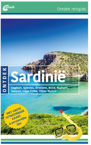 Ontdek Sardinie -Sardinie ontdek Stieglitz, Andreas