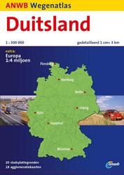 ANWB wegenatlas : Duitsland -1:300000 ANWB