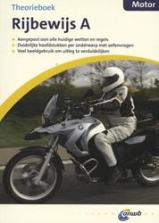 Slagen in het verkeer -theorieboek rijbewijs A - moto rfiets Uitgeverij Smit
