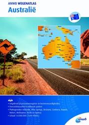 Wegenatlas Australie ANWB