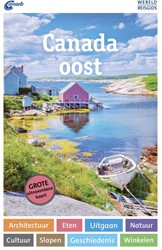 WERELDREISGIDS CANADA OOST