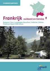 ANWB charmecampings : Frankrijk ZuidOost -Aveyron, Tarn, Languedoc-Rousi llon, Ardeche, Drome, Proven