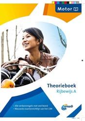 Theorieboek Rijbewijs A - Motor ANWB