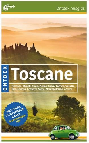 Ontdek Toscane -Toscane ontdek Nenzel, Nana Claudia