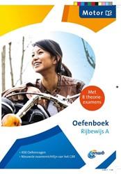 Oefenboek Rijbewijs A - Motor ANWB