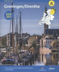 ANWB wateratlas A : Groningen & Dren