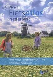 ANWB fietsatlas : Nederland 2016 -schaal 1:100.000