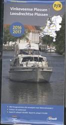 ANWB waterkaart PenR : Vinkeveense Plass