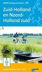 Fietsknooppuntkaart Zuid-Holland en Noor
