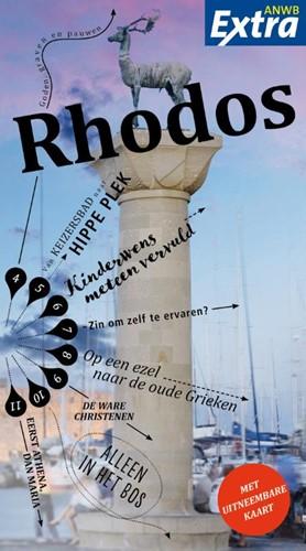 Rhodos anwb extra -Rhodos anwb extra Latzke, Hans E