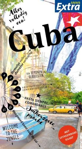 Cuba -Cuba anwb extra Kruger, Dirk