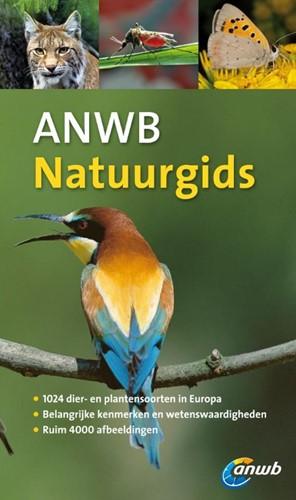 ANWB natuurgids -dieren- en plantengids voor he el Europa Dierschke, Volker