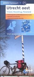 ANWB fietskaart : T Gooi en Heuvelrug -Schaal 1:75.000