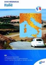 Wegenatlas Italie ANWB