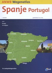 ANWB wegenatlas : Spanje, Portugal