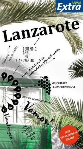 Lanzarote -EXTRA LANZAROTE Reisenegger, Veronica