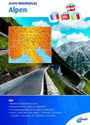 Wegenatlas Alpen ANWB