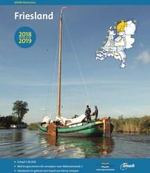 ANWB Wateratlas Friesland ANWB