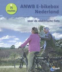 ANWB E-bikebox Nederland -75 routes voor de elektrische fiets