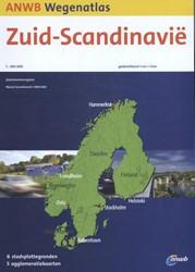 ANWB wegenatlas : Zuid-Scandinavie