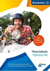 Theorieboek Rijbewijs AM - Brommer -brommer ANWB