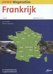 ANWB wegenatlas : Frankrijk