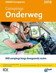 Campinggids Campings Onderweg 2018 ANWB