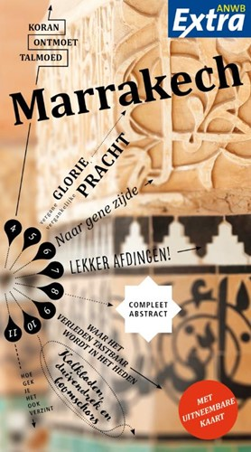 Marrakech -Marrakech anwb extra Buchholz, Hartmut