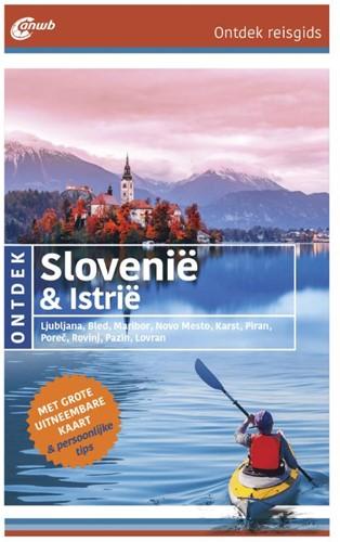 Ontdek Slovenie & Istrie -ONTDEK SLOVENIE & ISTRIE Schetar- Kothe, Daniela
