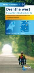 ANWB fietskaart 4 : Drenthe West: Dwinge -Schaal 1:75.000