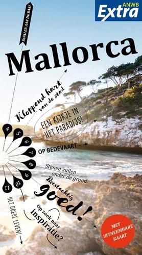 Mallorca -Mallorca anwb extra Lipps-Breda, Susanne