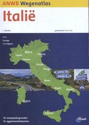 ANWB wegenatlas : Italie