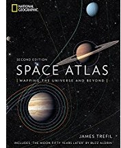 Space Atlas -Mapping the Universe and Beyon d Trefil, James