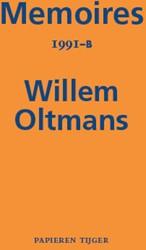 Memoires 1991-B Oltmans, Willem