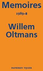 Memoires Willem Oltmans Memoires 1989-B Oltmans, Willem