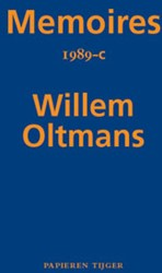 Memoires Willem Oltmans Memoires 1989-C Oltmans, Willem