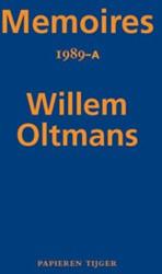 Memoires Willem Oltmans Memoires 1989-A Oltmans, Willem