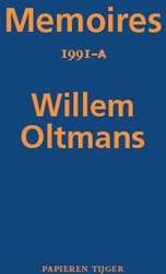 Memoires 1991-A Oltmans, Willem
